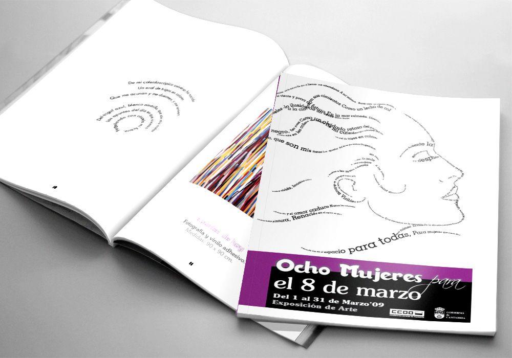libro de arte sobre exposicion artistas