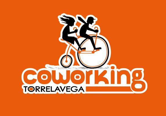 diseño de logotipo para coworking torrelavega